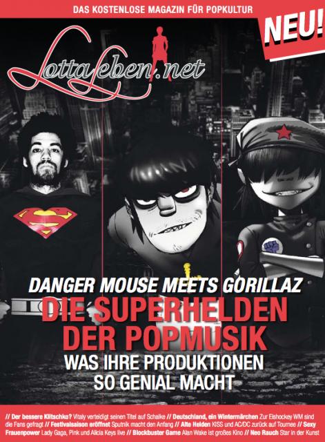 So sah die Titelseite des Print-Magazins aus. Das Konzept wurde sogar für den Bayerischen Printmedienpreis 2008 nominiert.