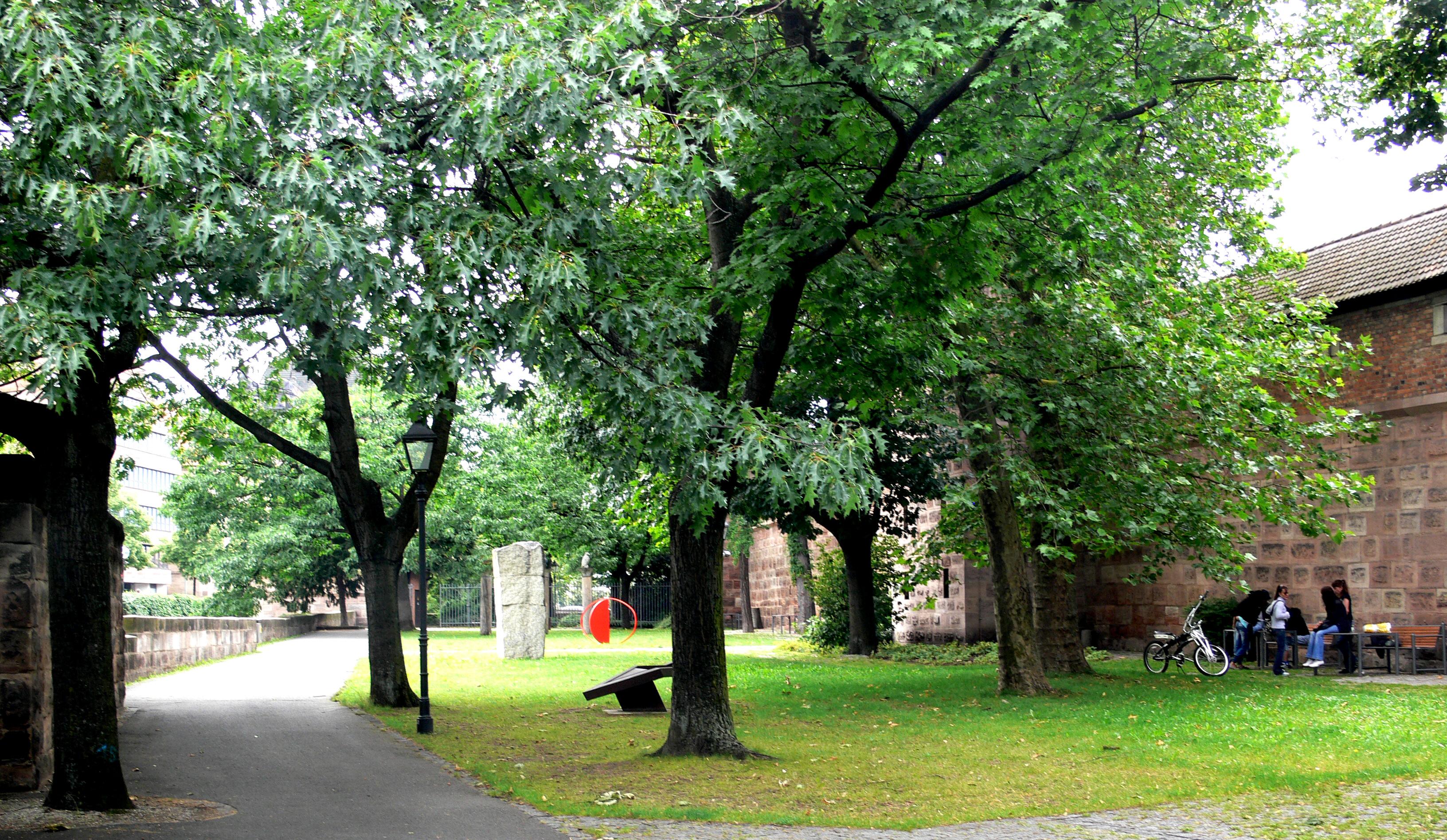Skulpturengarten Nürnberg
