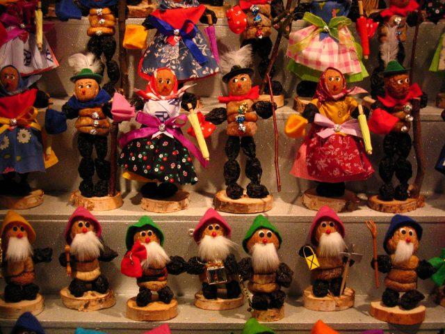 Zwetschgenmaennla Weihnachtsmarkt Nürnberg