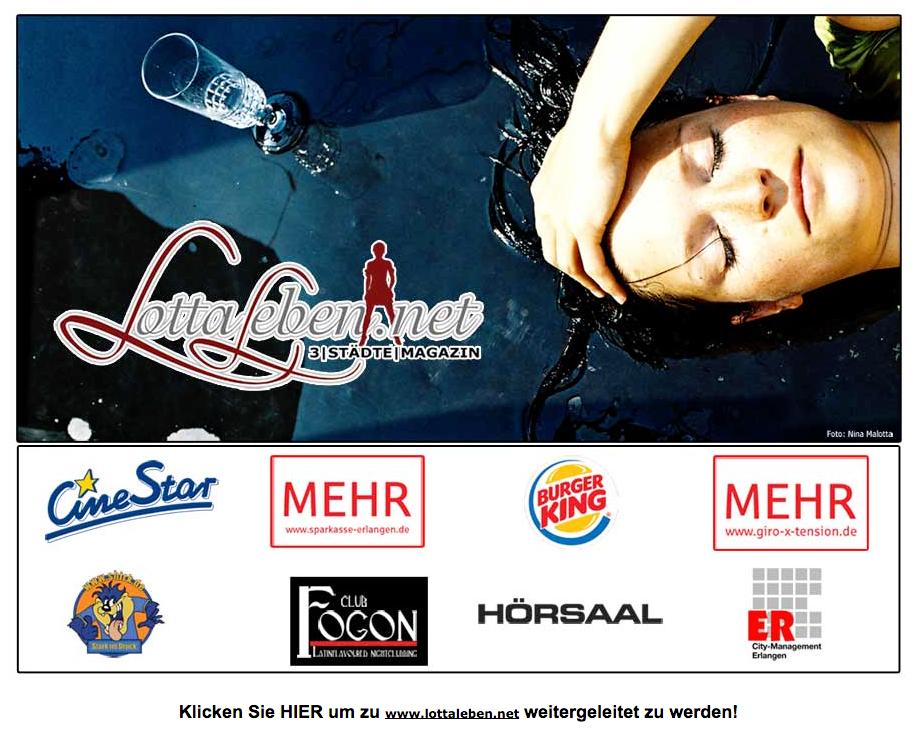 2006: Mit der ersten Version und einigen wenigen Sponsoren ging lottaleben.net an den Start.