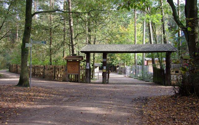 Erlangen Walderlebniszentrum in Tennenlohe
